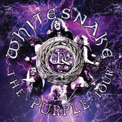 The Purple Tour (CD)