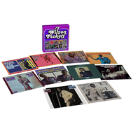 Produktbilde for The Complete Atlantic Albums Collection (10CD)