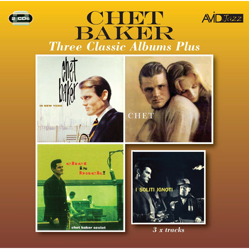 Three Classic Albums Plus (2CD)