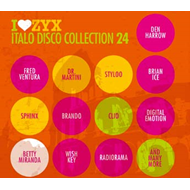 Zyx Italo Disco Collection 24 (3CD)