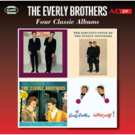 Produktbilde for Four Classic Albums (2CD)