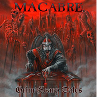 Grim Scary Tales (CD)
