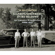 Standing Somewhere In The Shadows - The Legendary Sessions 1953 Plus (CD)