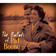 The Ballads Of Pat Boone (CD)