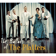 Produktbilde for The Ballads Of The Platters (CD)