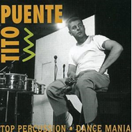 Top Percussion/Dance Mania (CD)