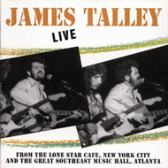 James Talley Live (CD)