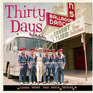 Thirty Days - Gonna Shake This Shack Tomight (CD)