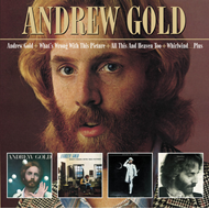 Andrew Gold/What's Wrong With This Picture/All This And Heaven Too/Whirlwind...Plus (3CD)