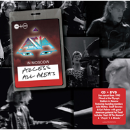 Produktbilde for Access All Areas - Moscow (CD + DVD)