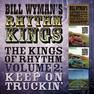 Produktbilde for The Kings Of Rhythm Volume 2: Keep On Truckin' (4CD)