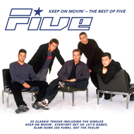 Keep On Movin' - Best Of Five (2CD)