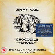 Crocodile Shoes - The Album And Tv Series (CD + 2DVD)