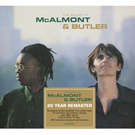 The Sound Of Mcalmont & Butler - 20 Year Remaster (2CD + DVD)