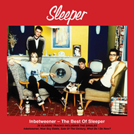 Produktbilde for Inbetweener - The Best Of Sleeper (2CD)