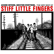 Produktbilde for Assume Nothing, Question Everything: The Very Best Of Stiff Little Fingers (2CD)