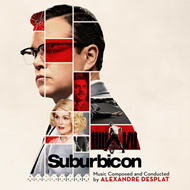 Suburbicon - Music Composed And Conducted By Alexandre Desplat (CD)