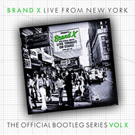 Live From New York - The Official Bootleg Series Vol X (CD)