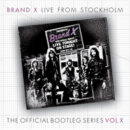 Live From Stockholm - The Official Bootleg Series Vol X (CD)