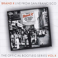 Live From San Francisco - The Official Bootleg Series Vol X (CD)
