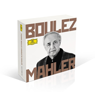 Pierre Boulez Conducts Mahler (14CD)
