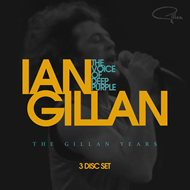 The Voice Of Deep Purple - The Gillan Years (3CD)