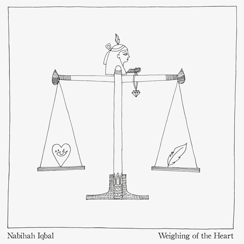 Weighing Of The Heart (CD)