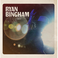 Produktbilde for Ryan Bingham Live (USA-import) (CD)