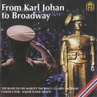 From Karl Johan To Broadway (CD)