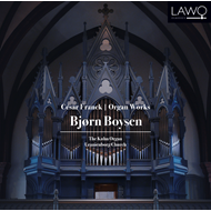 Bjørn Boysen - Franck: Organ Works (2CD)