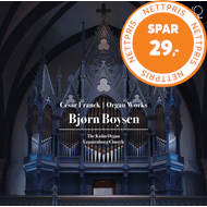Produktbilde for Bjørn Boysen - Franck: Organ Works (2CD)