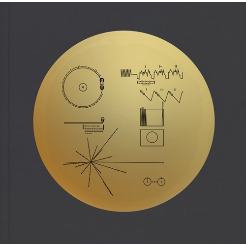 The Voyager Golden Record - 40th Anniversary Edition (2CD + bok)