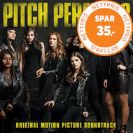 Produktbilde for Pitch Perfect 3 - Original Motion Picture Soundtrack (CD)