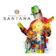 The Many Faces Of Santana (3CD)