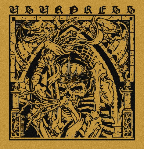 Usurpress/Bent Sea (CD)