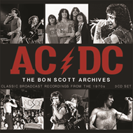 The Bon Scott Archives - Classic Broadcast Recordings From The 1970s (3CD)