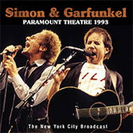 Paramount Theatre 1993 - The New York Broadcast (CD)