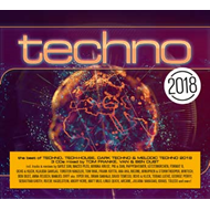 Techno 2018 (3CD)