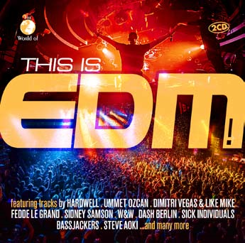 This Is Edm! (2CD)