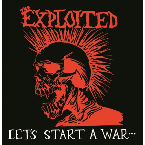 Let's Start A War - Deluxe Digipack Edition (CD)