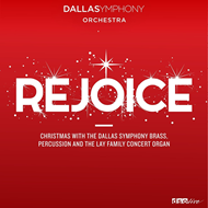 Produktbilde for Rejoice: Christmas With The Dallas Symphony Orchestra Brass (CD)
