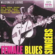 Female Blues Singers (10CD)