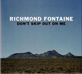 Don't Skip Out On Me (CD)