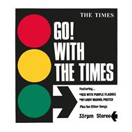 Go! With The Times (CD)