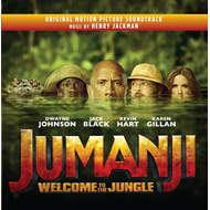 Jumanji: Welcome To The Jungle - Original Motion Picture Soundtrack (CD)