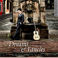 Sean Shibe - Dreams & Fancies: English Music For Solo Guitar (CD)