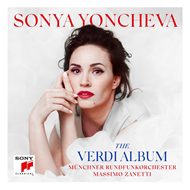 Sonya Yoncheva - The Verdi Album (CD)