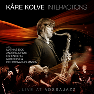 Interactions - Live At Vossajazz (CD)