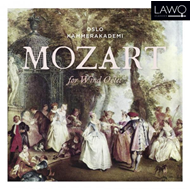 Mozart For Wind Octet (CD)