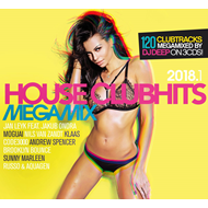 House Clubhits Megamix 2018.1 (3CD)